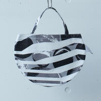 BAG_ミニRトート -RIVER SIDE-(GRAY)