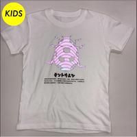 【KIDS】昆虫フラッシュTシャツ てんとうむし