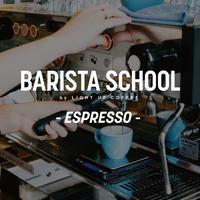 BARISTA SCHOOL  -ESPRESSO-