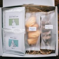 【マドレーヌ&クッキーとコーヒーのセット】COFFEE BAG 10個