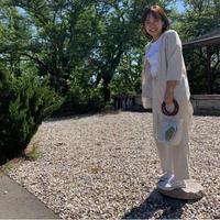 【残りわずか】リネンセットアップ op0017