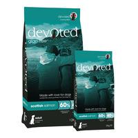 デボーテッド(DEVOTED) ドッグフード スコティッシュサーモン グレインフリー 全犬種 2kg