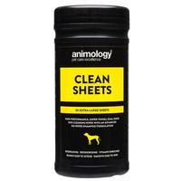 アニモロジー (Animology) クリーンシート(犬用)80枚