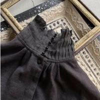 2way羽織ワンピース*Black