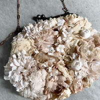 【Lilaf限定1点*】カーネーションとバラの小さなbag*
