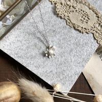カモミールのネックレス* Silver
