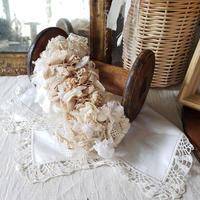 【Lilaf限定1点*】バラとあじさいの大きなヘッドドレス*