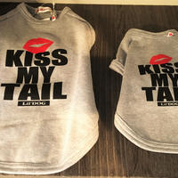 Lil'DOG 「KISS MY TAIL」 T Shirt