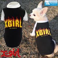 フレイムロゴTシャツ X-GIRL エックスガール