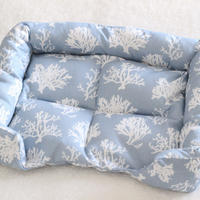 ベッドMサイズ(前段差なし)◆珊瑚