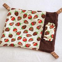 バレンタイン☆布団ハンモックMサイズ☆Strawberry  chocolat