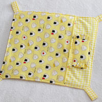 綿入り布団ハンモックMサイズ☆おにぎりガーランド