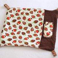 バレンタイン☆布団ハンモックLサイズ☆Strawberry  chocolat