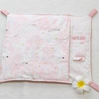 綿入り布団ハンモックLサイズ☆Littlemermaid Pink