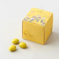 【グミ×パリパリチョコ】ショコミ 柚子