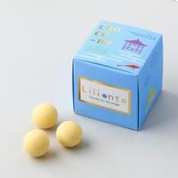 【ラムネ×口どけチョコ】ショコネ ホワイトチョコチーズ&レモン