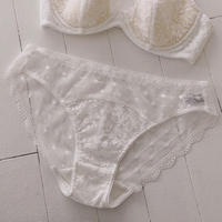 Minty White Bikini