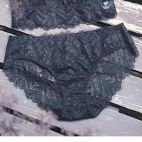 Leaf Black Bikini
