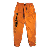"""""""SYSTEM""""TRACK PANTS (ORG)"""