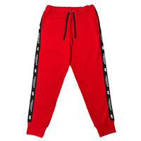 -STATEMENT- SWEAT PANTS (RED)