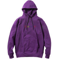 """THE END"" EMBROIDERY HOODIE (PPL)"