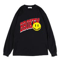 """CHARLIE"" L/S TEE (BLK)"