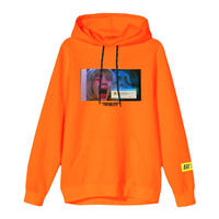 """FATALITY""  HOODIE (ORG)"