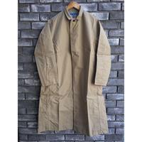 【Powderhorn Mountaineering】 P.H.M. Long Coat beige パウダーフォーン