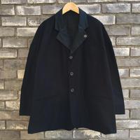 【Breechez】 Heavy Moleskin Reversible Coat Black ヘビー モールスキン リバーシブル コート