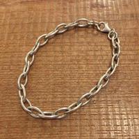 【vintage silver bracelet】 ビンテージ シルバー ブレスレット 925 C