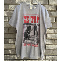 【MUSIC TEE】ZZ TOP ジージートップ