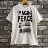 【MUSIC TEE】John Lennon IMAGINE ジョンレノン イマジン
