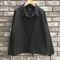【CESTERS】 Summer Wool Coach Jacket Black コーチジャケット サマーウール ケステル