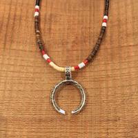 【ERICKA NICHOLAS BEGAY】タイプA 2.5TASNJ3.7 pendant top w beads necklaces