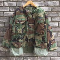 【Sunny side up】Remake M65 military camp Jacket  medium サニーサイドアップ M65 リメイク