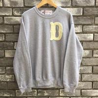 【dahl'ia】 Re-make Sweat ダリア リメイク スウェット Gray
