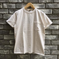 【Goodwear】 S/S Pocket Tee Natural グッドウエア
