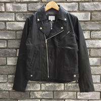 【yoused】 Remake Leather Double Riders JKT リメイク ダブルライダース
