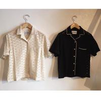 【NOMA t.d.】Pajama S.Sleeve Shirt L