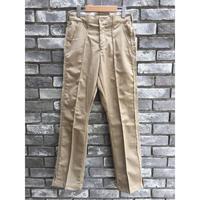 【LILYyoyogiuehara】 Re-make Boots-Cut Trousers Khaki リメイク ブーツカット トラウザーズ  のコピー