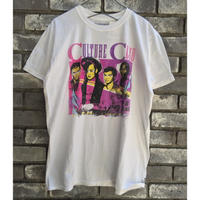 【MUSIC TEE】CULTURE CLUB カルチャークラブ