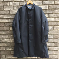 【Powderhorn Mountaineering 】 3Layered Nylon M.Coat Navy パウダーフォーン オーバーコート ネイビー