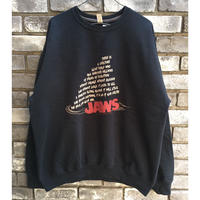 【MOVIE Sweat 】JAWS ジョーズ
