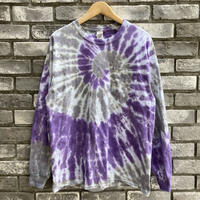 【LILYyoyogiuehara】 LILY Embroidery TieDye LS Tee