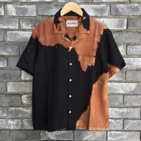 【NOMA t.d.】Bleach S/S Shirt ノーマティディ ブリーチ シャツ