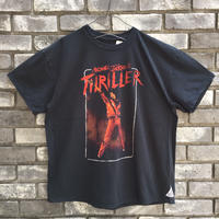 【MUSIC TEE】Michael Jackson THRILLER マイケルジャクソン