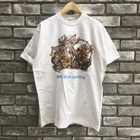 "【Deadstock】FOTOFOLIO Nicole Eisenman ""SOHO ARTS FESTIVAL"" Tee Made in USA ニコール・アイゼンマン"