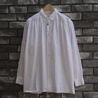 【dahl'ia】 BIG Shirt ダリア ビッグシャツ White