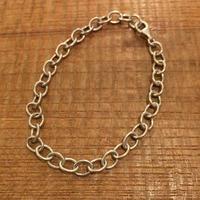 【vintage silver bracelet】 ビンテージ シルバー ブレスレット 925 A