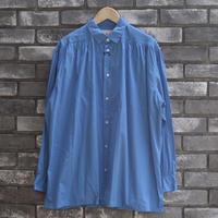 【dahl'ia】 BIG Shirt ダリア ビッグシャツ  Sax